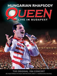 Queen Hungarian Rhapsody (Blu-ray, Reissue 2012)