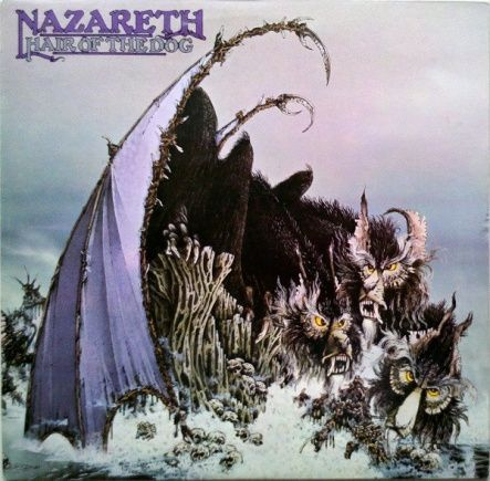 "Nazareth - Hair Of The Dog/ Vinyl, 12"" [ 2LP/ 180 Gram/ Gatefold] [ Series: Rock Classics] [ Limited Edition] ( Remastered, Reissue 2013)"