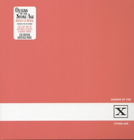 Queens of the Stone Age Rated R (Vinyl, Reissue 2003)