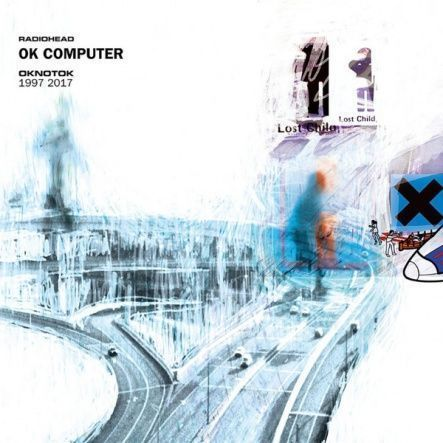 "Radiohead - OK Computer OKNOTOK 1997-2017/ Vinyl, 12"" [ 3LP/ 180 Gram/ Triple Gatefold/ +3 Unreleased Tracks and 8 B-sides] ( Remastered From The Original Analogue Tapes, Reissue 2017)"